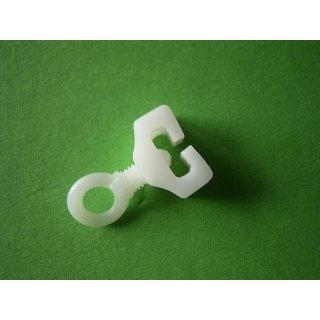 Feststeller T-Schiene Plastik einzeln oder im 100er Beutel