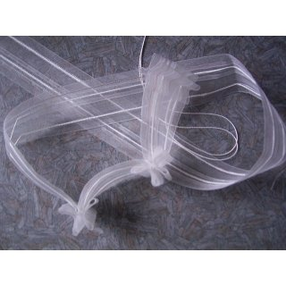 Faltenband transparent 1:2,7  4er Falte
