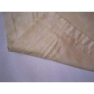 Kissenbezug naturmeliert mit Rand ca.3cm 40x40cm Stoffe