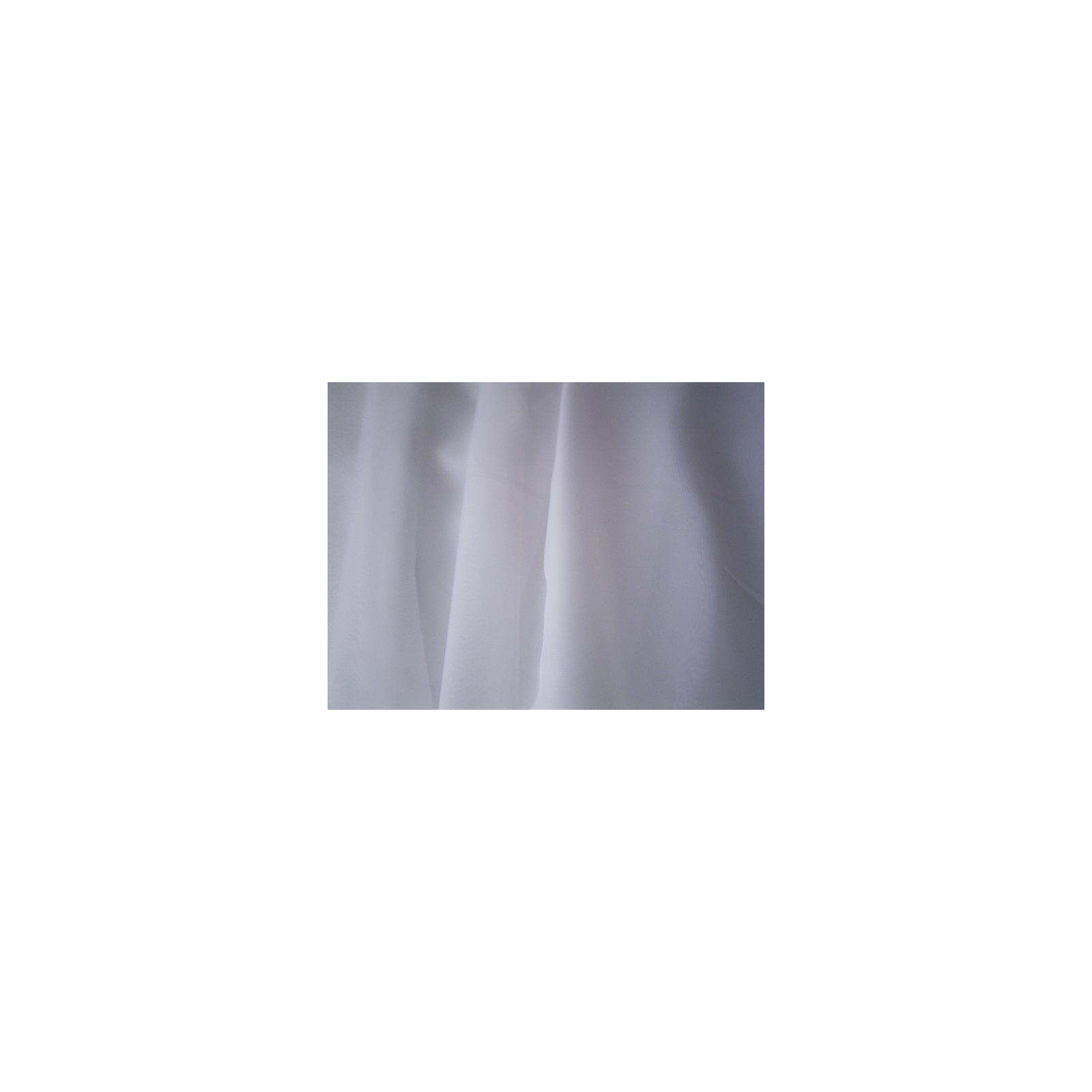 Diolen Gardinenstoff schlicht weiß